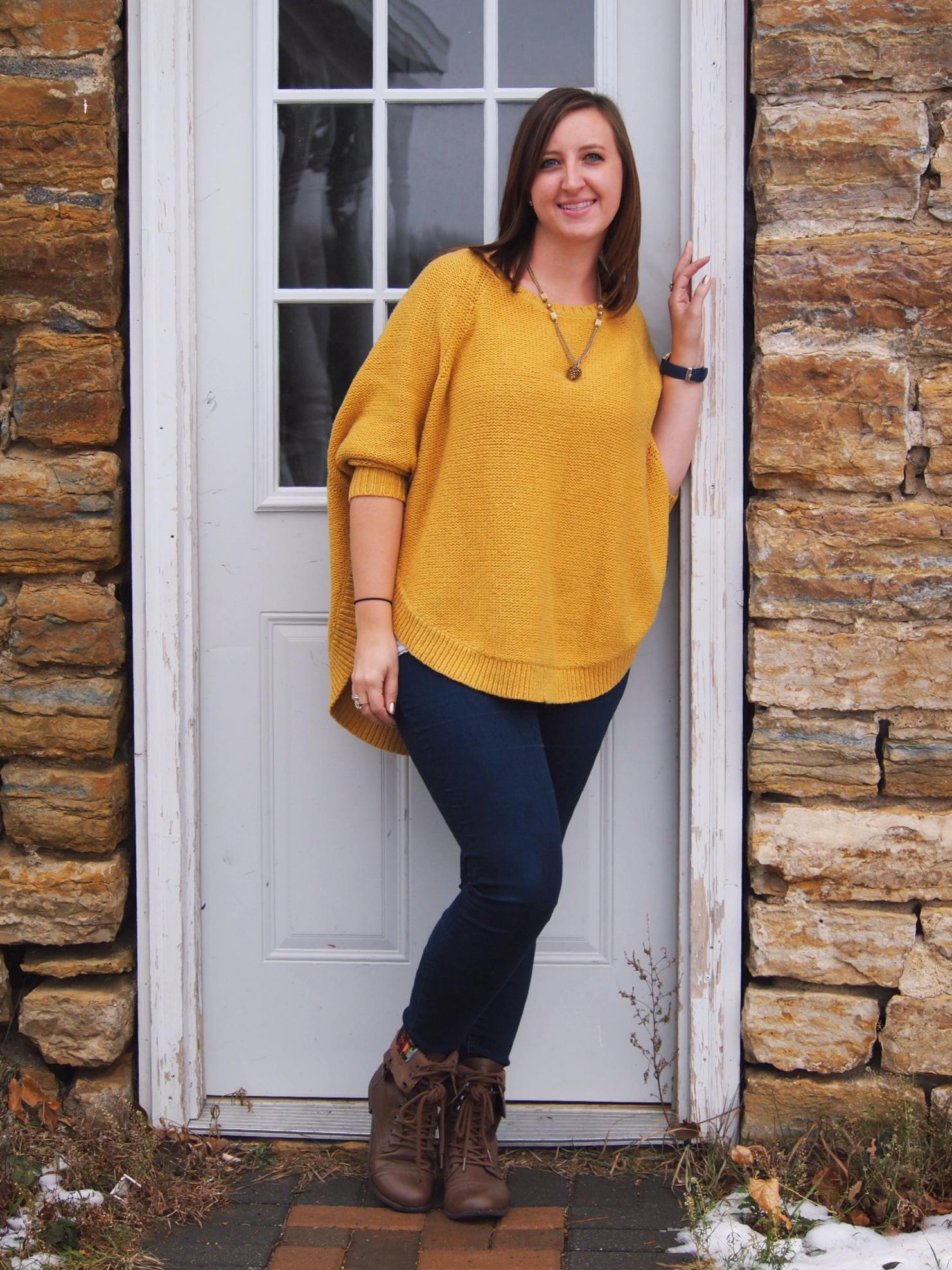 Mustard Yellow - Happily Dwell